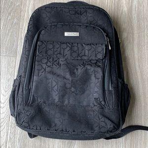 Calvin Klein backpack.